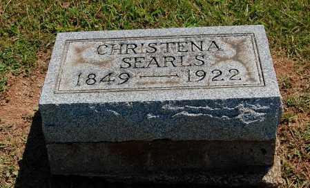 DEVAULT SEARLS, CHRISTENA - Gallia County, Ohio   CHRISTENA DEVAULT SEARLS - Ohio Gravestone Photos