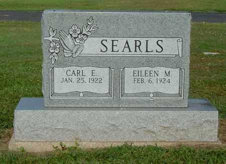 SEARLS, CARL E - Gallia County, Ohio   CARL E SEARLS - Ohio Gravestone Photos