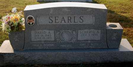 SEARLS, SCHERYL A - Gallia County, Ohio | SCHERYL A SEARLS - Ohio Gravestone Photos