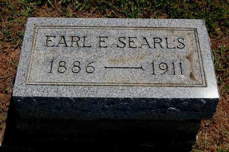 SEARLS, EARL E - Gallia County, Ohio | EARL E SEARLS - Ohio Gravestone Photos