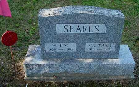 SEARLS, MARTHA L - Gallia County, Ohio | MARTHA L SEARLS - Ohio Gravestone Photos