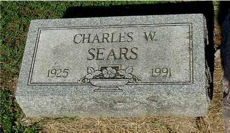 SEARS, CHARLES W - Gallia County, Ohio | CHARLES W SEARS - Ohio Gravestone Photos