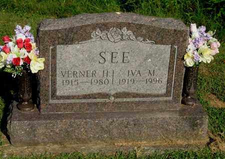 SEE, IVA M - Gallia County, Ohio | IVA M SEE - Ohio Gravestone Photos