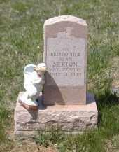 SEXTON, KRISTOPHER - Gallia County, Ohio   KRISTOPHER SEXTON - Ohio Gravestone Photos