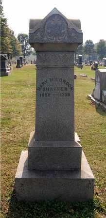 SHAFFER, MARY M - Gallia County, Ohio | MARY M SHAFFER - Ohio Gravestone Photos