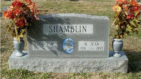 ASHLEY SHAMBLIN, MARLYN JEAN - Gallia County, Ohio | MARLYN JEAN ASHLEY SHAMBLIN - Ohio Gravestone Photos