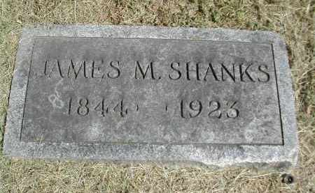 SHANKS, JAMES - Gallia County, Ohio   JAMES SHANKS - Ohio Gravestone Photos
