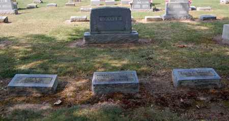 SHAVER, FAMILY MONUMENT - Gallia County, Ohio   FAMILY MONUMENT SHAVER - Ohio Gravestone Photos