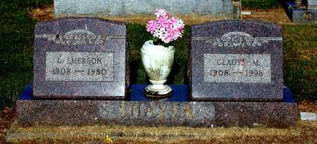 SHAVER, L EMERSON - Gallia County, Ohio | L EMERSON SHAVER - Ohio Gravestone Photos
