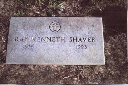 SHAVER, RAY  KENNETH - Gallia County, Ohio | RAY  KENNETH SHAVER - Ohio Gravestone Photos