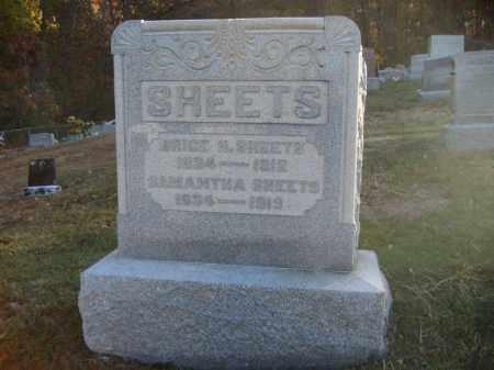 WILCOXEN SHEETS, SAMANTHA - Gallia County, Ohio | SAMANTHA WILCOXEN SHEETS - Ohio Gravestone Photos