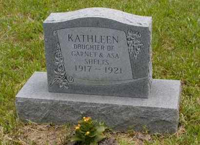 SHEETS SHEETS, KATHLEEN - Gallia County, Ohio   KATHLEEN SHEETS SHEETS - Ohio Gravestone Photos