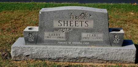 SHEETS, PEARL - Gallia County, Ohio | PEARL SHEETS - Ohio Gravestone Photos