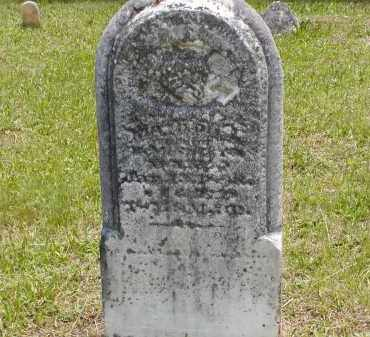 ROACH SHEETS, MATILDA - Gallia County, Ohio   MATILDA ROACH SHEETS - Ohio Gravestone Photos