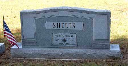 SHEETS, SHERLEY EDWARD - Gallia County, Ohio | SHERLEY EDWARD SHEETS - Ohio Gravestone Photos