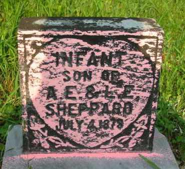 SHEPPARD, INFANT SON - Gallia County, Ohio | INFANT SON SHEPPARD - Ohio Gravestone Photos