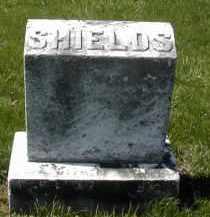 SHIELDS, UNKNOWN - Gallia County, Ohio   UNKNOWN SHIELDS - Ohio Gravestone Photos