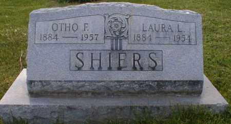 SHIERS, OTHO - Gallia County, Ohio | OTHO SHIERS - Ohio Gravestone Photos