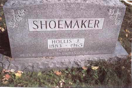 SHOEMAKER, HOLLIS J. - Gallia County, Ohio | HOLLIS J. SHOEMAKER - Ohio Gravestone Photos
