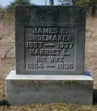COUGHENOUR  SHOEMAKER, HARRIET - Gallia County, Ohio | HARRIET COUGHENOUR  SHOEMAKER - Ohio Gravestone Photos
