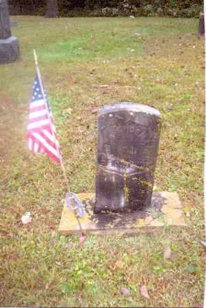 SHOEMAKER, MOSES - Gallia County, Ohio | MOSES SHOEMAKER - Ohio Gravestone Photos