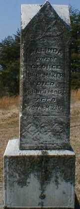 WILT SHOEMAKER, MALINDA - Gallia County, Ohio | MALINDA WILT SHOEMAKER - Ohio Gravestone Photos