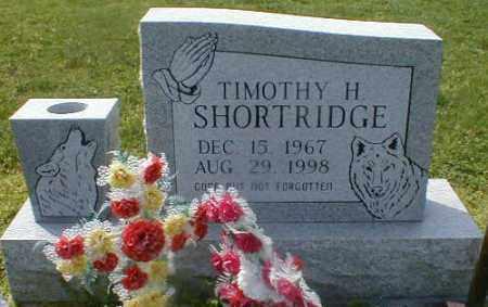 SHORTRIDGE, TIMOTHY - Gallia County, Ohio | TIMOTHY SHORTRIDGE - Ohio Gravestone Photos