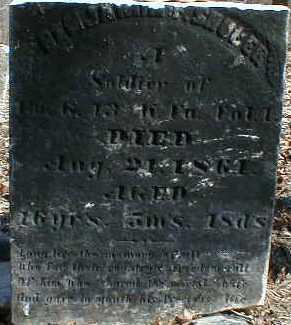 SHULER, BENJAMIN - Gallia County, Ohio | BENJAMIN SHULER - Ohio Gravestone Photos