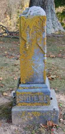 SHULER, FAMILY MONUMENT - Gallia County, Ohio | FAMILY MONUMENT SHULER - Ohio Gravestone Photos