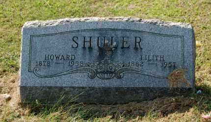 SHULER, LILITH - Gallia County, Ohio   LILITH SHULER - Ohio Gravestone Photos