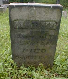 SHULER, MARY - Gallia County, Ohio | MARY SHULER - Ohio Gravestone Photos