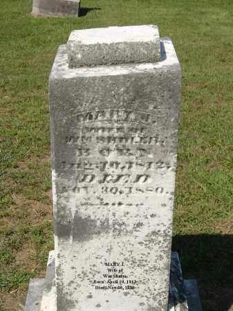SHULER, MARY J - Gallia County, Ohio | MARY J SHULER - Ohio Gravestone Photos
