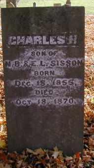 SISSON, CHARLES - Gallia County, Ohio   CHARLES SISSON - Ohio Gravestone Photos
