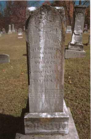 SISSON, MARY - Gallia County, Ohio | MARY SISSON - Ohio Gravestone Photos