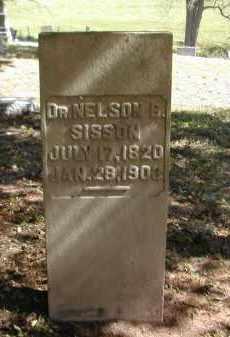 SISSON, NELSON - Gallia County, Ohio | NELSON SISSON - Ohio Gravestone Photos