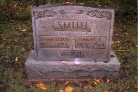 SMITH, ANNA ELIZA - Gallia County, Ohio | ANNA ELIZA SMITH - Ohio Gravestone Photos