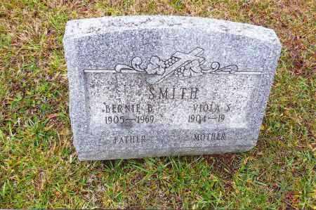 SMITH, VIOLA S. - Gallia County, Ohio   VIOLA S. SMITH - Ohio Gravestone Photos