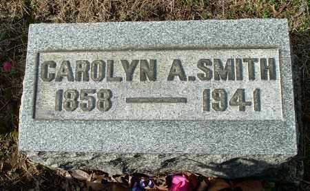 REYNOLDS SMITH, CAROLYN A - Gallia County, Ohio | CAROLYN A REYNOLDS SMITH - Ohio Gravestone Photos