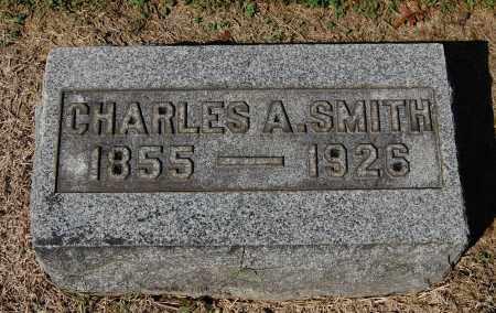 SMITH, CHARLES A - Gallia County, Ohio | CHARLES A SMITH - Ohio Gravestone Photos