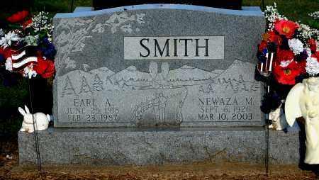SMITH, EARL A - Gallia County, Ohio | EARL A SMITH - Ohio Gravestone Photos