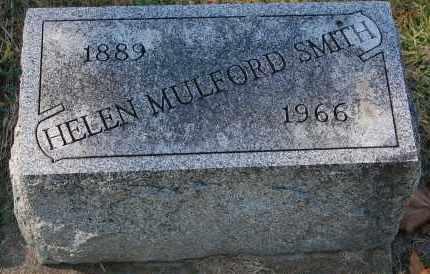 MULFORD SMITH, HELEN - Gallia County, Ohio | HELEN MULFORD SMITH - Ohio Gravestone Photos