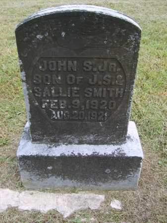 SMITH, JOHN - Gallia County, Ohio   JOHN SMITH - Ohio Gravestone Photos