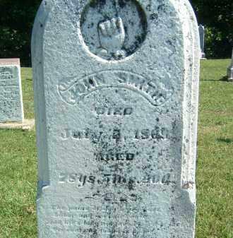 SMITH, JOHN - Gallia County, Ohio | JOHN SMITH - Ohio Gravestone Photos