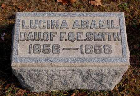 SMITH, LUCINA ABAGIL - Gallia County, Ohio | LUCINA ABAGIL SMITH - Ohio Gravestone Photos