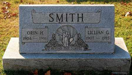 SMITH, LILLIAN G - Gallia County, Ohio | LILLIAN G SMITH - Ohio Gravestone Photos