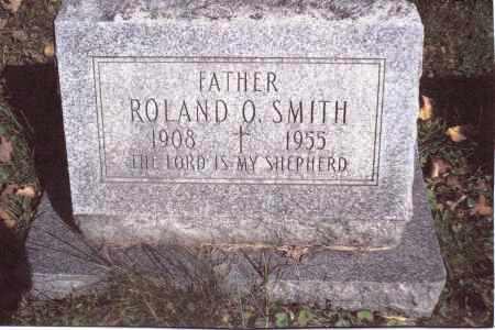 SMITH, ROLAND O. - Gallia County, Ohio | ROLAND O. SMITH - Ohio Gravestone Photos