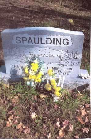 SPAULDING, CHARLENE - Gallia County, Ohio   CHARLENE SPAULDING - Ohio Gravestone Photos