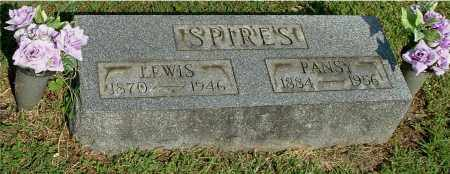 SPIRES, LEWIS - Gallia County, Ohio | LEWIS SPIRES - Ohio Gravestone Photos