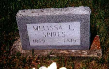 SPIRES, MELISSA - Gallia County, Ohio | MELISSA SPIRES - Ohio Gravestone Photos