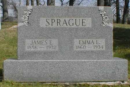 SPRAGUE, EMMA - Gallia County, Ohio   EMMA SPRAGUE - Ohio Gravestone Photos